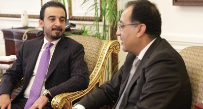 """""""رئيس الوزراء"""" يلتقي رئيس """"مجلس النواب العراقي"""""""