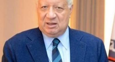 """""""مرتضى منصور"""" يتحدث عن دعم جمهور الأهلي وأول إجراء ضد إيقافه"""