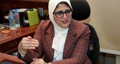 أخبار مصر | وزيرة الصحة تشدد على استمرار اتباع الإجراءات الوقائية مع بداية الشتاء