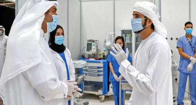 أخبار العالم | الإمارات تسجل ألفا و255 إصابة جديدة بفيروس كورونا