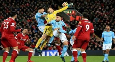 الدوري الإنجليزي| موعد مباراة «ليفربول» و«مانشستر سيتي» والقنوات الناقلة بث مباشر