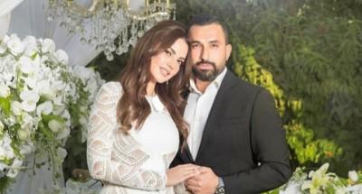 """إسعاد يونس"" و""أمير شاهين"" يهنئان «درة» بحفل زفافها"