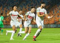 شاهد أهداف مباراة الزمالك و الرجاء المغربي في إياب نصف نهائي دوري أبطال أفريقيا 5/1