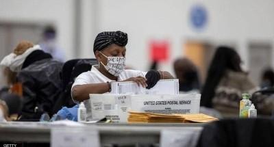 """""""سي إن إن"""": 237 صوتا لبايدن في المجمع الانتخابي.. و213 لترامب"""