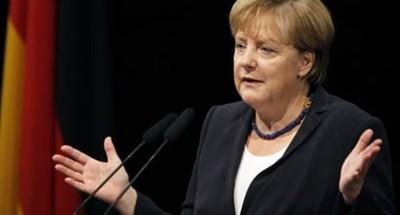 ميركل: ألمانيا ستقف «جنباً إلى جنب» مع أميركا بمواجهة «المشكلات العالمية»