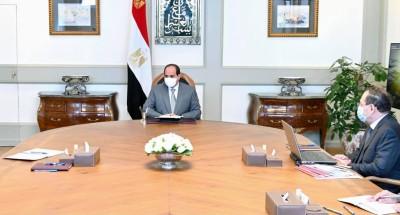 أخبار مصر   السيسى يوجه بتكثيف الإجراءات التحفيزية لتحويل السيارات للغاز الطبيعى