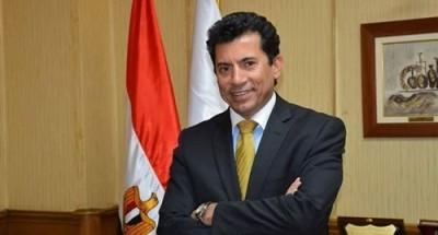 """في اتصال تليفوني …. """"وزير الرياضة"""" يهنىء"""" المنتخب المصري"""" بالفوز على """"توجو""""… ويطمئن على """"النني"""""""