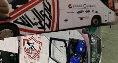 أبطال أفريقيا | «ستاد القاهرة» يفتح أبوابه أمام أتوبيس الزمالك