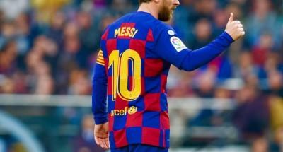 «ميسي» علي رأس قائمة برشلونة لمواجهة دينامو كييف في دوري الأبطال