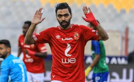 """رسمياً ..استبعاد """"حسين الشحات"""" من قائمة منتخب مصر للإصابة"""