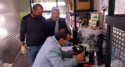 """""""الزراعة"""" تتابع مشروعات الثروة السمكية ببورسعيد والإسماعيلية"""