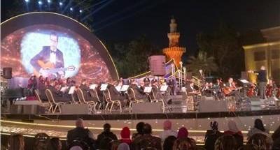 """الأردني """"وحيد ممدوح"""" يفتتح خامس أيام «مهرجان الموسيقى العربية»"""
