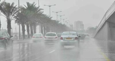 """""""الأرصاد"""" تكشف عن خريطة الأمطار بجميع المحافظات حتى الأربعاء"""