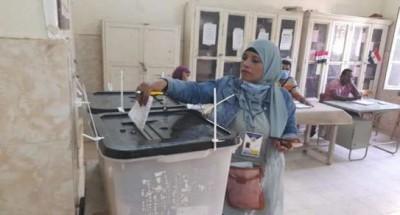 اللجان تفتح أبوابها فى أول أيام المرحلة الثانية لانتخابات مجلس النواب