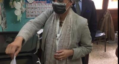 """""""وزيرة البيئة"""" :المشاركة في انتخابات مجلس النواب واجبا وطنيا"""