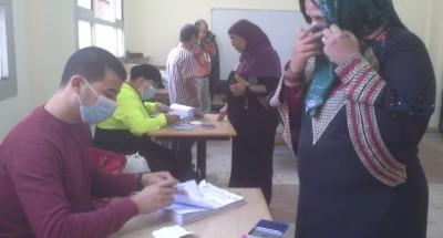 """""""الوطنية"""" تؤكد انتظام التصويت داخل اللجان الفرعية"""