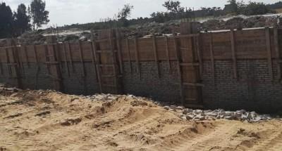 """""""محافظ الدقهلية"""" يتابع تنفيذ أعمال المرافق بمنطقة ال108 فدان امتداد المنطقة الصناعية بجمصة"""