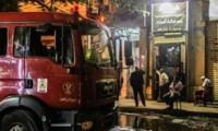 الحماية المدنية تسيطر على حريق بعقار سكنى في القاهرة