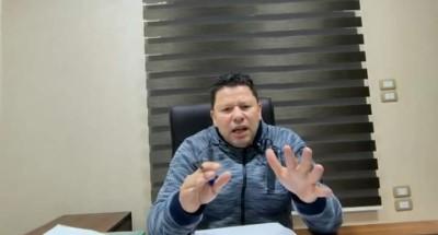 """«رضا عبدالعال» لـ """"شبكة يو دبليو إن"""": أهم حاجة فوز المنتخب على توجو"""