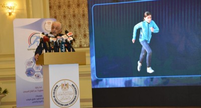 اطلاق المشروع القومي لرفع كفاءة اللياقة البدنية لطلاب المدارس