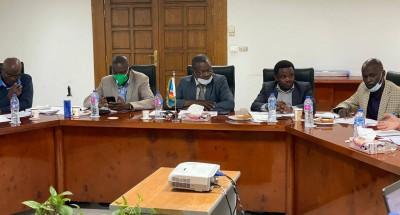"""""""عبد العاطي"""": تعزيز التعاون الثنائي مع """"الكونغو"""" في مجال الموارد المائية"""