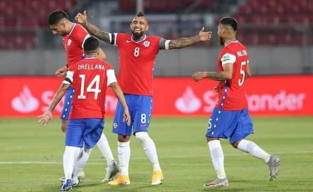 """من أجل كأس العالم .. الفوز هدف """"الإكوادور"""" و""""تشيلي"""" في تصفيات أمريكا الجنوبية"""