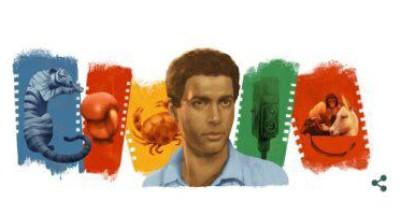 """""""جوجل"""" يحتفل بالذكرى الحادية والسبعين لميلاد «أحمد زكي»"""