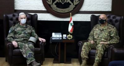 """مذكرة تفاهم بين """"لبنان"""" و""""فرنسا"""" لبحث العلاقات بين الجيشين"""