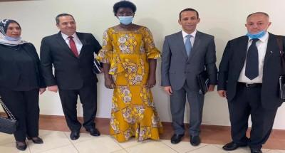"""""""السفارة المصرية"""" بجوبا تبحث التعاون مع """"جنوب السودان"""" في مجال """"التعليم"""""""