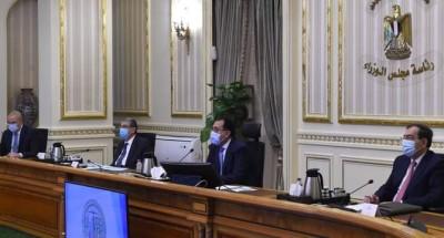 """""""رئيس الوزراء"""" يتابع أعمال تطوير محور المحمودية بمحافظة البحيرة"""