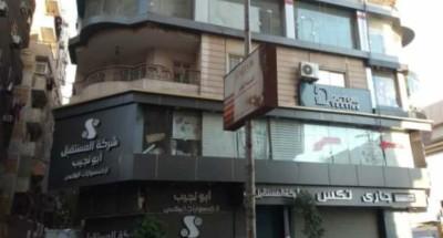 """""""حسام الدالي"""" يكتب .. """"منطقة عمر بن الخطاب ملك لتجار الأقمشة"""""""