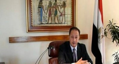 """""""شريف عيسى"""" يلتقي """"وكيل وزارة الخارجية الكينية"""" لبحث العلاقات الثنائية بين البلدين"""