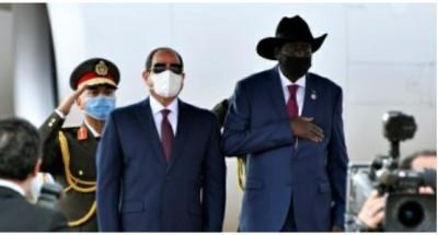 """""""عكاشة"""": زيارة الرئيس """"السيسي"""" لجنوب السودان خطوة مهمة في الوقت الراهن"""