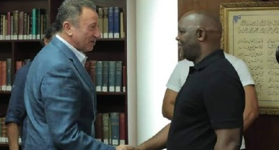 أخبار الرياضة | «الخطيب» يجتمع مع «موسيماني» فى الشيخ زايد