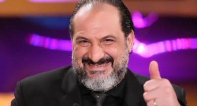 """كوميديا """"خالد الصاوي"""" في حفل زفاف «درة وهاني سعد»"""