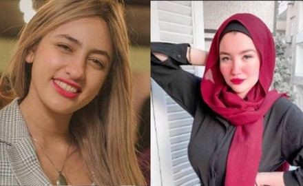 """تأجيل استئناف """"مودة الأدهم وحنين حسام"""" على حكم حبسهما لـ12 يناير"""