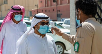 الكويت: حالة وفاة و357 إصابة بـكورونا خلال ال`24 ساعة الماضية