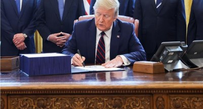 أخبار العالم | ترامب يوقع مرسوما بالاعتراف بسيادة المغرب على الصحراء الغربية