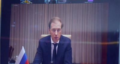 """""""مانتوروف"""": تسليم 57 عربة قطار روسية لمصر نهاية ديسمبر"""