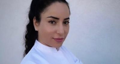 """""""جمانة نجم الدين"""" تكشف فوائد حمض الفواكه في التخلص من حب الشباب"""