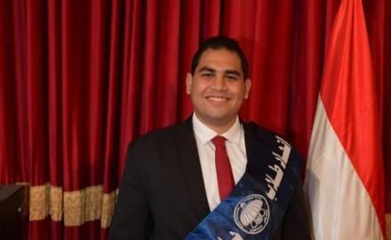 """""""رئيس إتحاد"""" جامعة القاهرة لـ«شبكة يو دبليو إن»:يوماً ما سأكون النائب العام"""