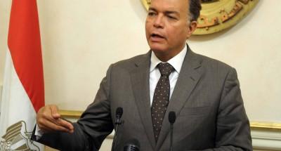 """""""وزير النقل"""" يعلن عن وصول القطار الخامس لمترو الأنفاق ضمن صفقة تصنيع وتوريد القطارات المكيفة"""