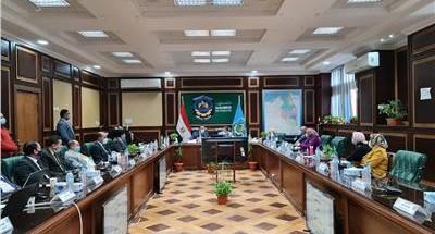 أخبار UWN   «جامعة دمنهور» تستعرض إنجازاتها فى 2020