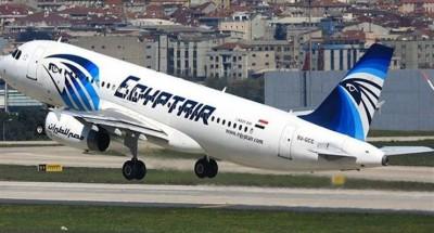 """""""مصر للطيران"""" تسير 36 رحلة جوية لنقل أكثر من 6100 راكب"""