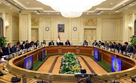 """عاجل  """"الوزراء"""" يوافق على استكمال تدريس المناهج عن بعد وتأجيل الإمتحانات"""