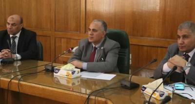 """""""وزير الري"""" يبحث التعاون الثنائي بين دول حوض النيل والدول الإفريقية"""