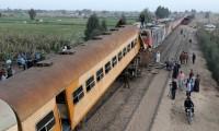 """""""وزارة الصحة"""" تعلن عن نقل 22 مصاب في حادث قطار المنصورة اليوم"""