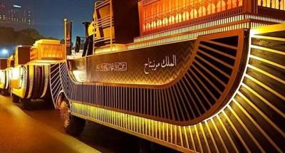 شاهد عرض موكب المومياوات الملكية .. و60 مليون جنيه إضاءة ميدان التحرير (التفاصيل)