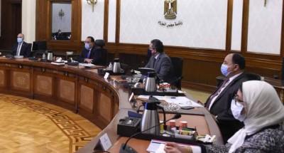 """""""مجلس الوزراء"""" يجتمع لمتابعة أهم الاستعدادات التي تجرى حاليا لنقل المومياوات الملكية"""