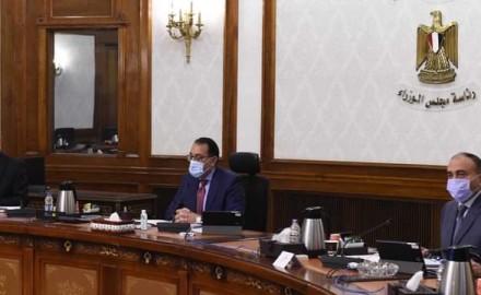 """""""رئيس الوزراء"""" يجتمع بالمجلس الأعلى للتخطيط والتنمية العمرانية"""